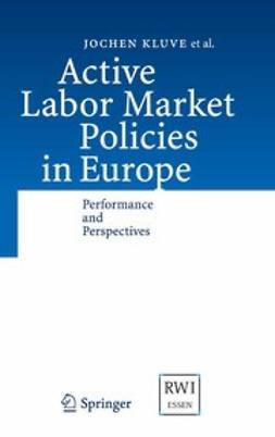 Active Labor Market Policies in Europe