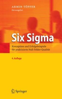 Töpfer, Armin - Six Sigma, ebook