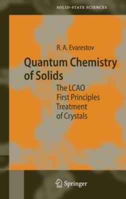 Evarestov, Robert A. - Quantum Chemistry of Solids, ebook