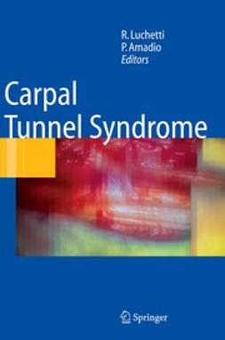 Amadio, Peter - Carpal Tunnel Syndrome, e-kirja