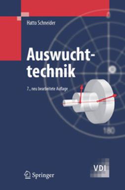 Schneider, Hatto - Auswuchttechnik, ebook