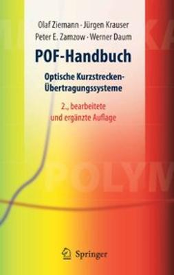 Ziemann, Olaf - POF-Handbuch, e-kirja