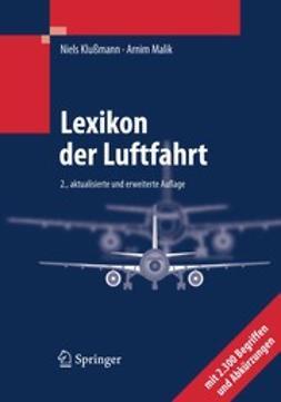 Klußmann, Niels - Lexikon der Luftfahrt, ebook