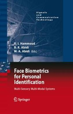 Hammoud, Riad I. - Face Biometrics for Personal Identification, e-bok