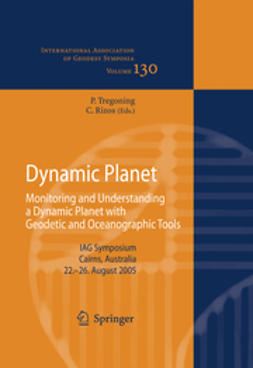 Tregoning, Paul - Dynamic Planet, ebook