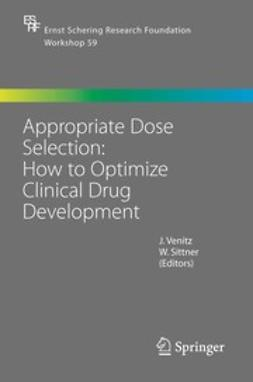 Sittner, W. - Appropriate Dose Selection — How to Optimize Clinical Drug Development, ebook