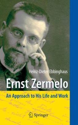 Ebbinghaus, Heinz-Dieter - Ernst Zermelo, ebook