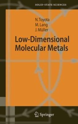 Low-Dimensional Molecular Metals
