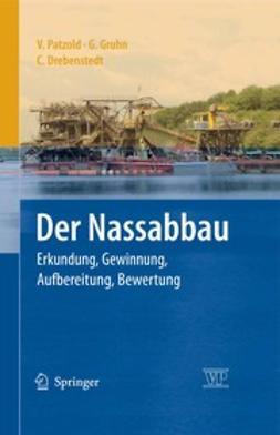Drebenstedt, Carsten - Der Nassabbau, ebook