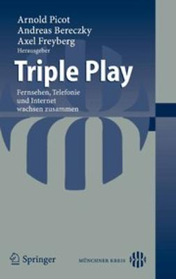 Bereczky, Andreas - Triple Play, e-bok