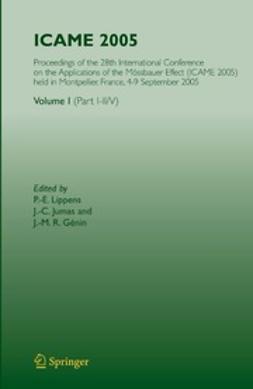 Génin, J. -M. R. - ICAME 2005, ebook