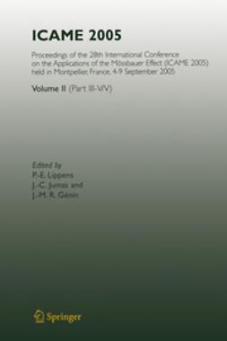 Lippens, P.-E. - ICAME 2005, ebook