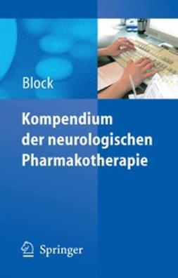 Block, Frank - Kompendium der neurologischen Pharmakotherapie, ebook