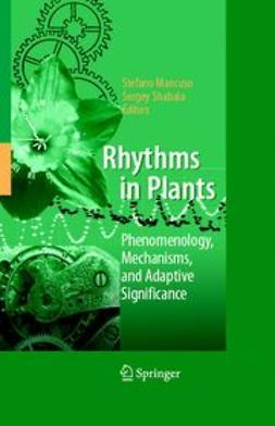 Mancuso, Stefano - Rhythms in Plants, ebook
