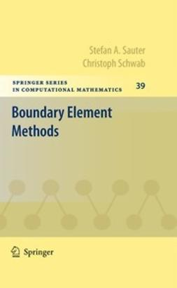 Sauter, Stefan A. - Boundary Element Methods, ebook