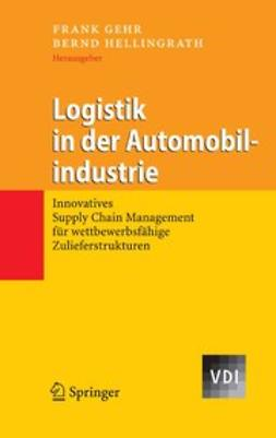 Logistik in der Automobilindustrie