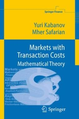 Kabanov, Yuri - Markets with Transaction Costs, ebook