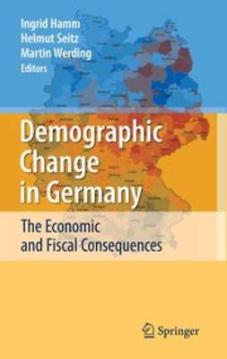 Hamm, Ingrid - Demographic Change in Germany, e-kirja