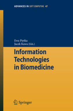 Pietka, Ewa - Information Technologies in Biomedicine, ebook