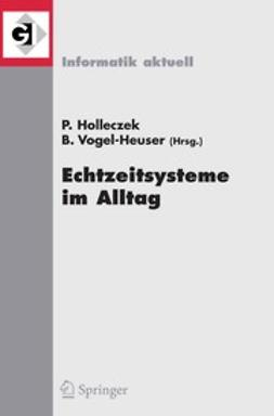 Holleczek, Peter - Echtzeitsysteme im Alltag, ebook