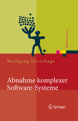 Osterhage, Wolfgang - Abnahme komplexer Software-Systeme, ebook