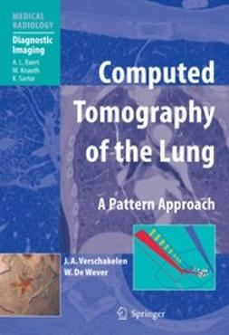 Verschakelen, J. A. - Computed Tomography of the Lung, ebook