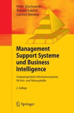 Dittmar, Carsten - Management Support Systeme und Business Intelligence, ebook