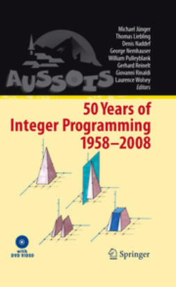 Jünger, Michael - 50 Years of Integer Programming 1958-2008, ebook