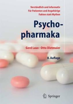 Laux, Gerd - Psychopharmaka, ebook
