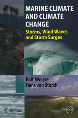 Weisse, Ralf - Marine Climate and Climate Change, ebook