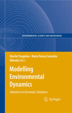 Olmedo, María Teresa Camacho - Modelling Environmental Dynamics, ebook