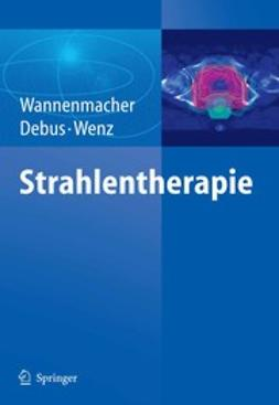 Debus, J. - Strahlentherapie, ebook