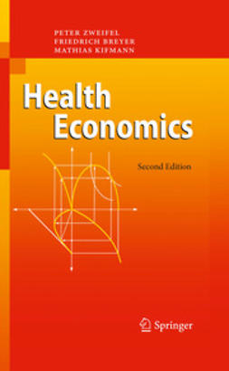 Breyer, Friedrich - Health Economics, ebook