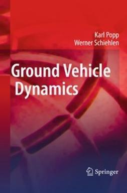 Popp, Karl - Ground Vehicle Dynamics, ebook