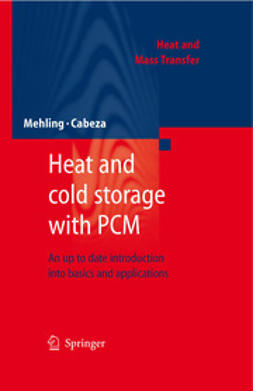 Cabeza, Luisa F. - Heat and cold storage with PCM, ebook