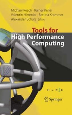 Himmler, Valentin - Tools for High Performance Computing, ebook