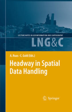 Ruas, Anne - Headway in Spatial Data Handling, ebook