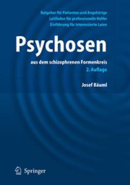 Bäuml, Josef - Psychosen, e-kirja