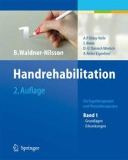 Waldner-Nilsson, Birgitta - Handrehabilitation, ebook