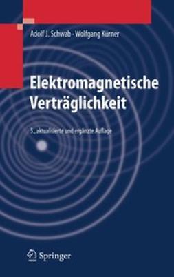 Kürner, Wolfgang - Elektromagnetische Verträglichkeit, ebook