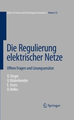Büdenbender, Ulrich - Die Regulierung elektrischer Netze, ebook