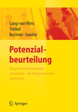 Buchner, Ursula Gisela - Potenzialbeurteilung, e-kirja