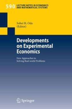 Developments on Experimental Economics