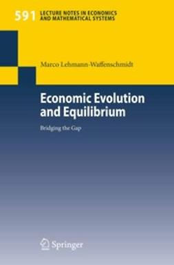 Lehmann-Waffenschmidt, Marco - Economic Evolution and Equilibrium, ebook