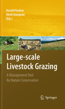 Plachter, Harald - Large-scale Livestock Grazing, ebook