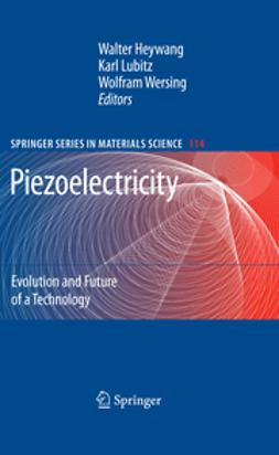 Heywang, Walter - Piezoelectricity, ebook