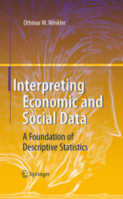 Winkler, Othmar W. - Interpreting Economic and Social Data, ebook
