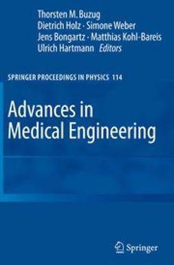Bongartz, Jens - Advances in Medical Engineering, ebook