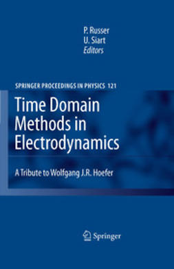 Russer, Peter - Time Domain Methods in Electrodynamics, ebook