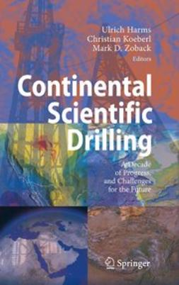 Harms, Ulrich - Continental Scientific Drilling, ebook